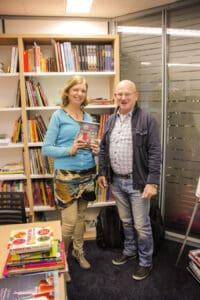 Esther Vermeulen en Bert Veltman