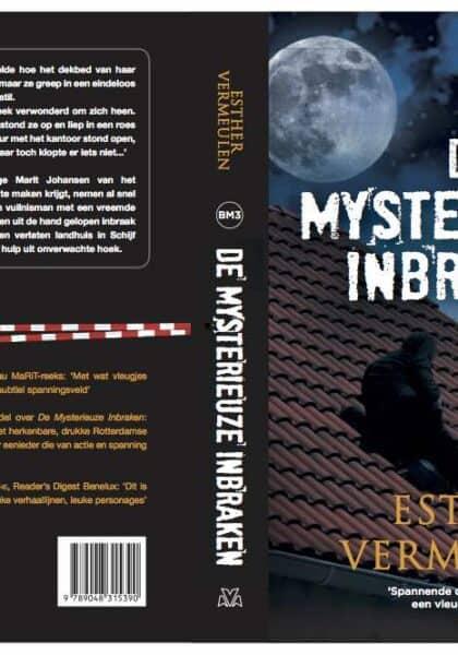 Bureau MaRiT De Mysterieuze Inbraken cover