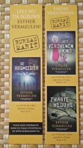 Boekenleggers Bureau MaRiT